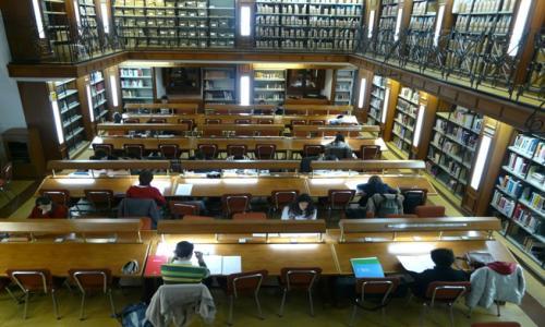 Biblioteca del Conservatorio